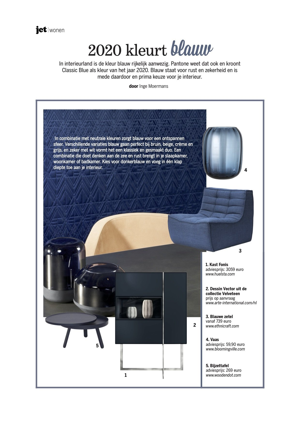 Batea_Blue_Center_Table_Modern_Wooden_Jet_Magazine