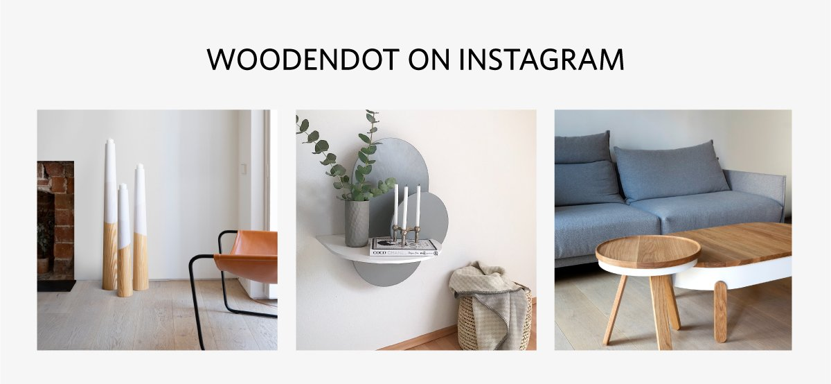Woodendot Wooden Furniture Instagram Modern