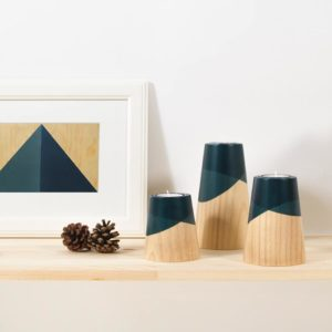 2-woodendot-etna-candle-holder-solid-wood-stained-mustard-yellow-interior