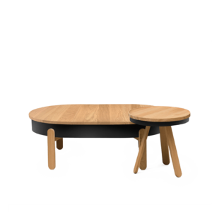 batea l and s center table set movible combinable functional