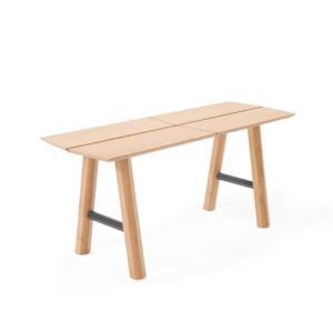 savia bench wood entryway table dining
