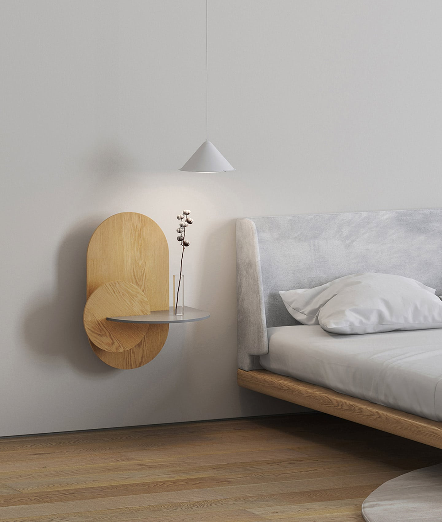alba bedside table modular furniture