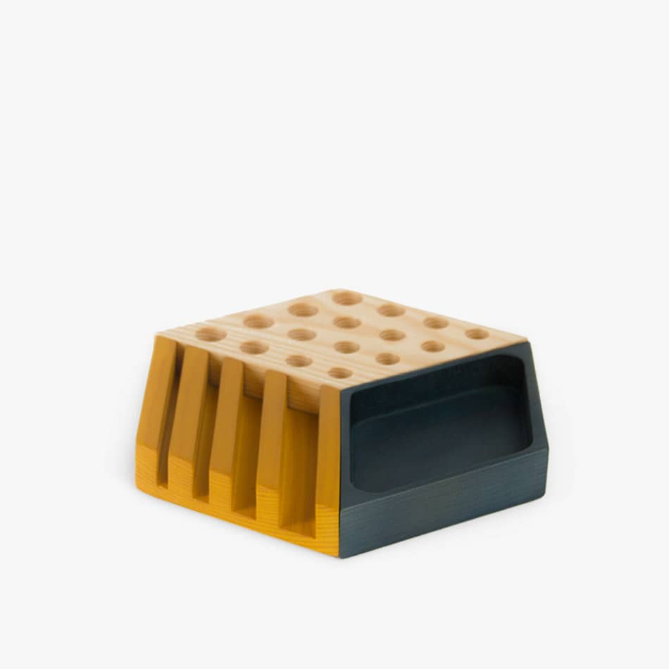 Kesito desk organizer wooden accessories