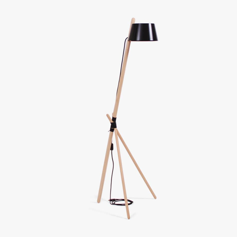 Ka M reading lamp minimal studio office decor