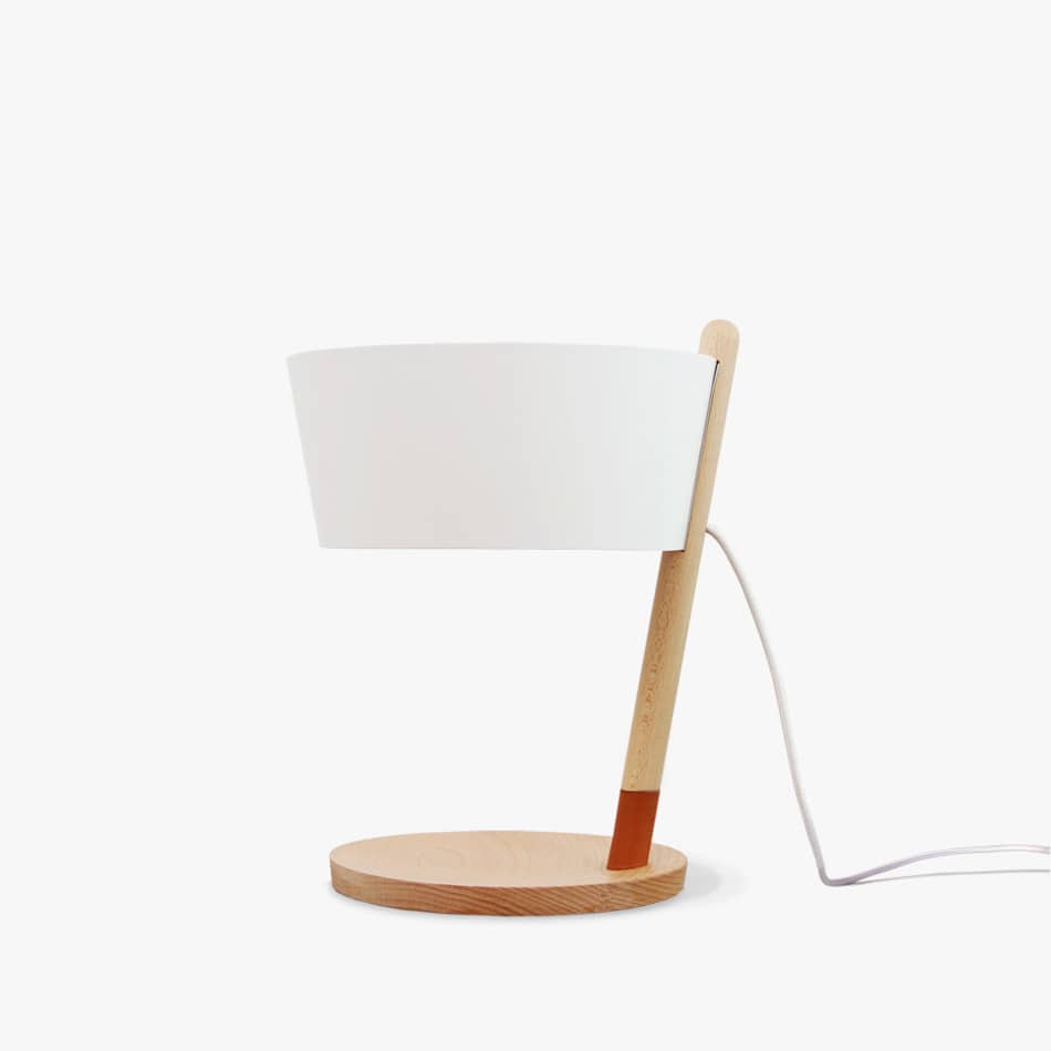 Ka S table lamp minimal desk