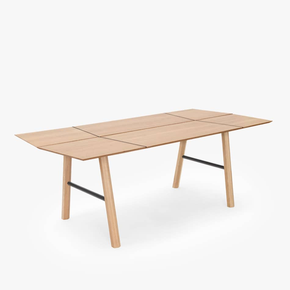 savia table dining room wooden furniture