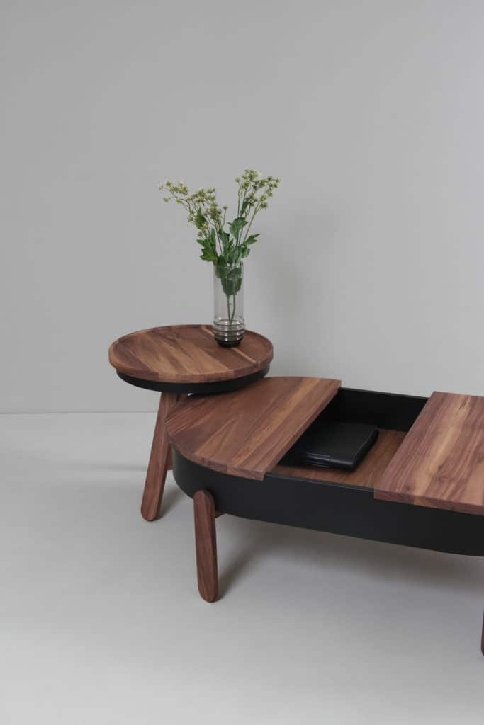 Woodendot Collection Batea L+S table