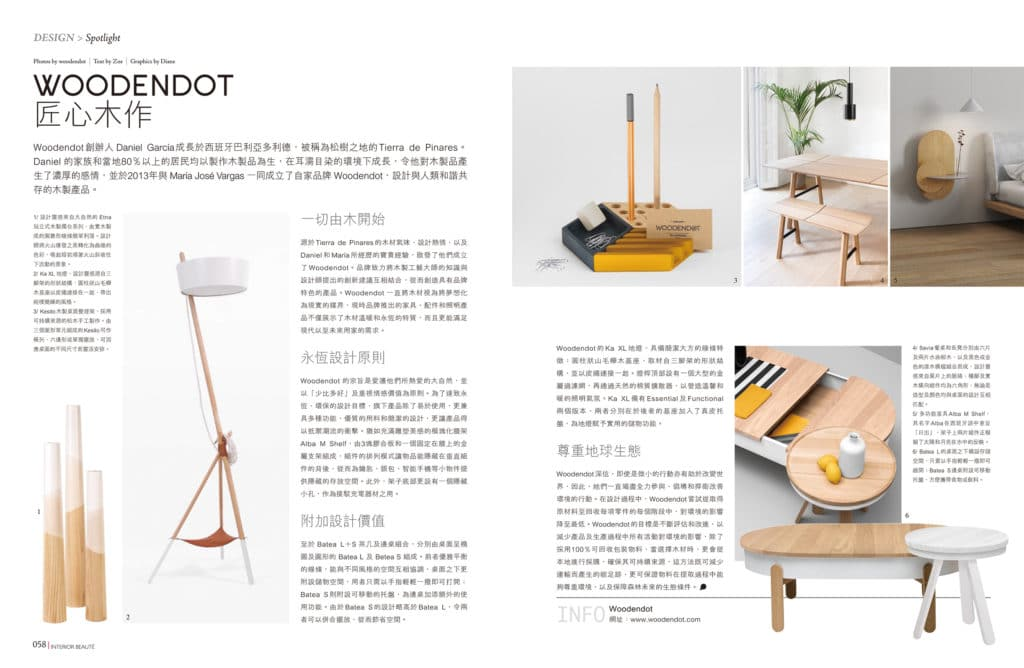 Ib Design Spotlight Woodendot