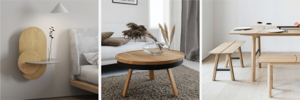 Instagram Woodendot Minimal and Nordic Furniture and Accessories